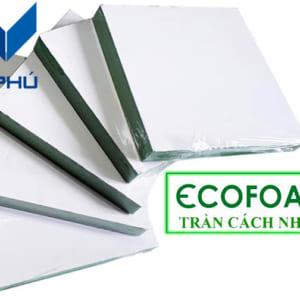Tấm trần thả cách nhiệt cốt Eco XPS