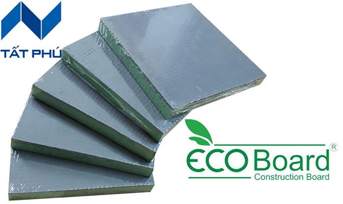 Tấm xốp Eco Construction là gì? Có thành phần cấu tạo ra sao.