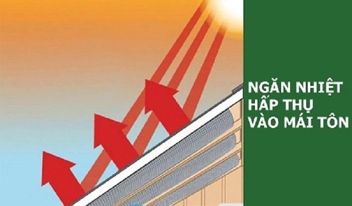 Tầm quan trọng của việc chống nóng sàn mái bê tông vào mùa hè