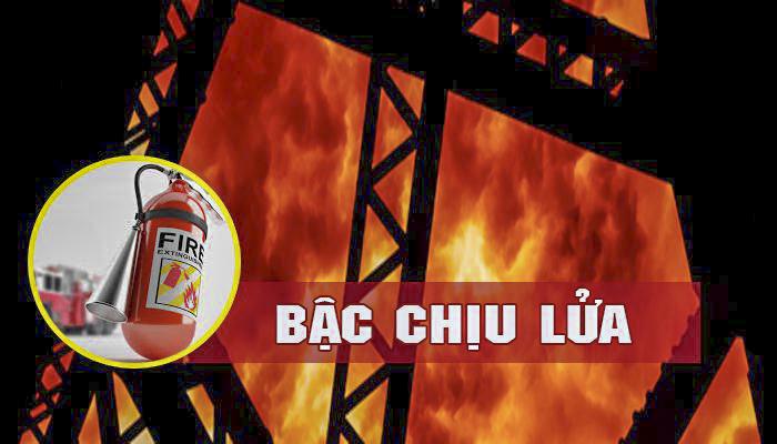 Bậc chịu lửa theo quy định PCCC: