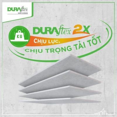 Tấm Cemboard Duraflex 2X là vật liệu xanh, an toàn cho người xây dựng và sử dụng.