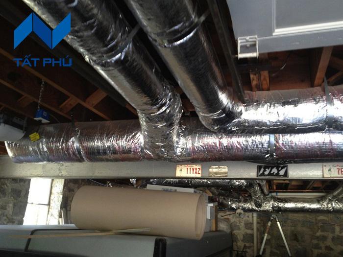 Tìm hiểu tiêu chuẩn chống cháy cho hệ thống ống thông gió của tòa nhà.