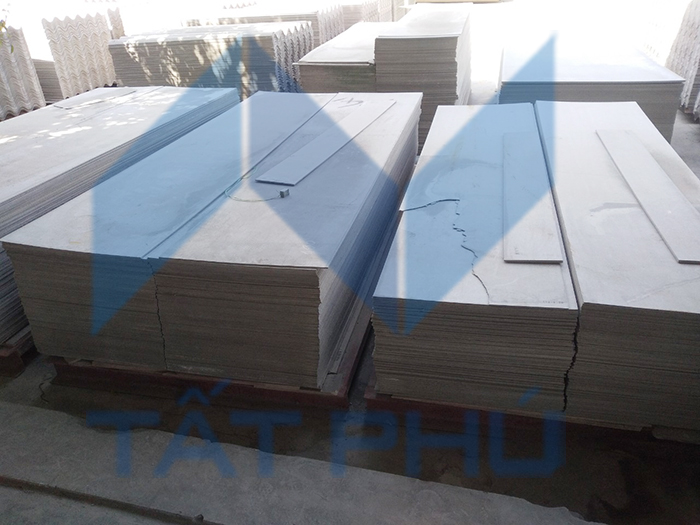 Tấm xi măng Fiber cement board (Cemboard) Hải Dương