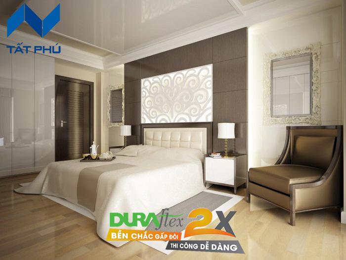 Điểm danh các lý do nên chọn tấm Duraflex2X làm vách ngăn phòng ngủ.