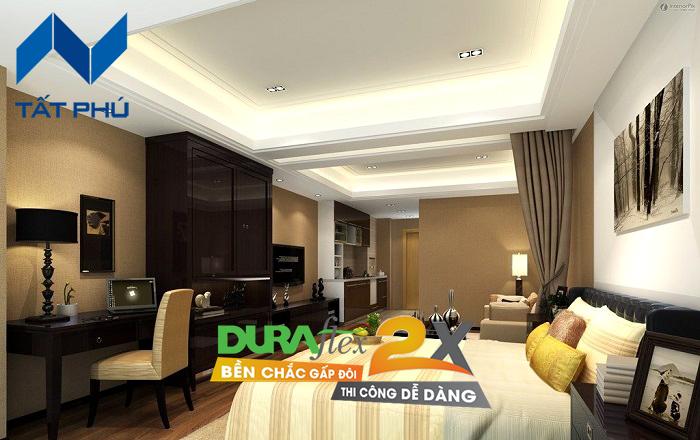 Những lý do nên chọn tấm Duraflex2X làm vách ngăn phòng ngủ