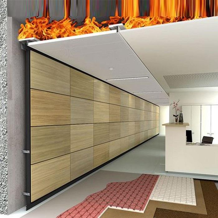 Vén màn bí mật những ưu điểm của tấm thạch cao chống cháy ra sao