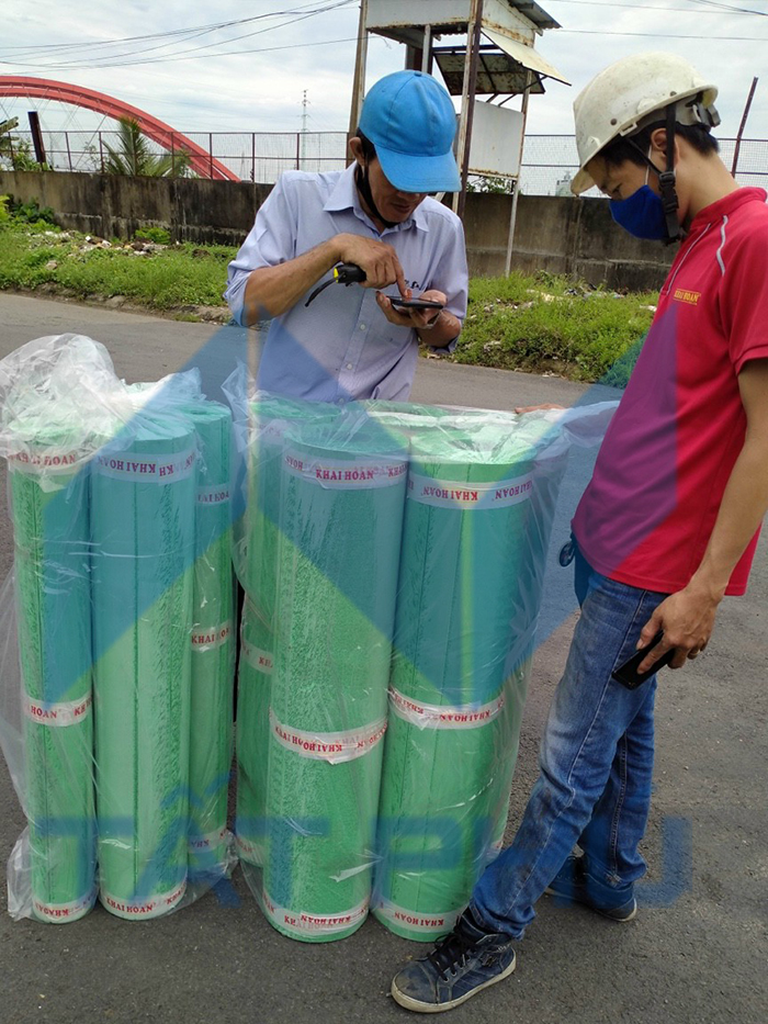 Bỏ túi giải pháp bọc chống cháy ống gió