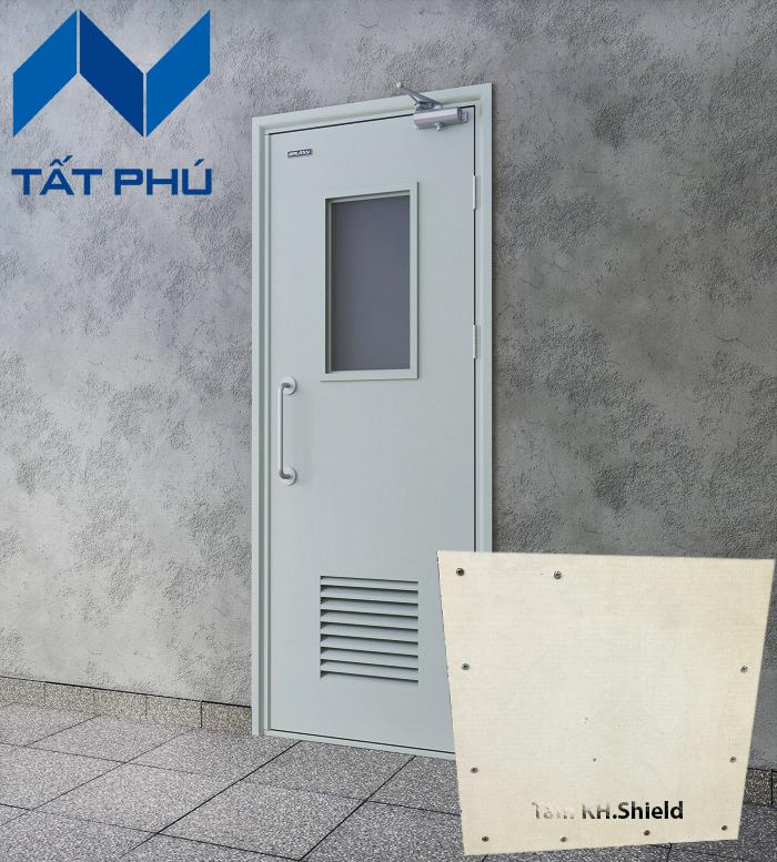 Địa chỉ bán tấm KHS để ứng dụng cho cửa gỗ cửa thép chống cháy ở đâu tốt nhất.