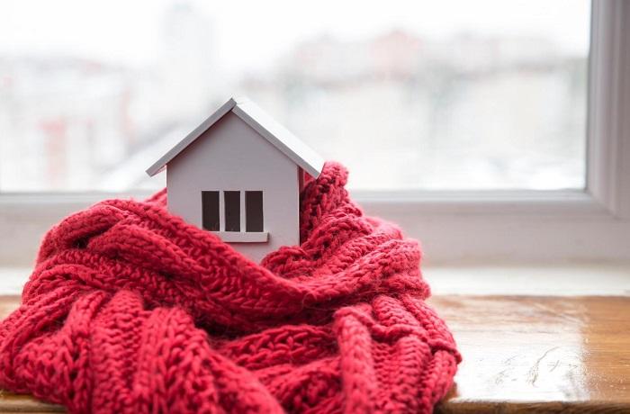 Giải pháp giữ ấm cho ngôi nhà vào mùa đông