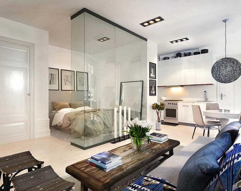 Khám phá top 10 mẫu phòng khách nhỏ siêu đẹp không thể rời mắt