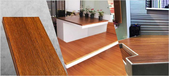 Tham khảo 1 số ứng dụng của tấm xi măng nhẹ giả gỗ trong cuộc sống hiện đại