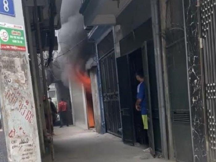 Dạo quanh tình hình cháy nổ ở Hà Nội những ngày cuối năm?