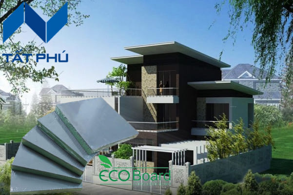 Có nên dùng tấm xốp Eco Construction để chống nóng tường không?