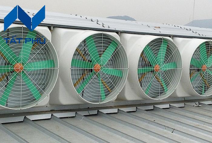Đi tìm giải pháp chống nóng cho nhà xưởng đơn giản mà hiệu quả cao