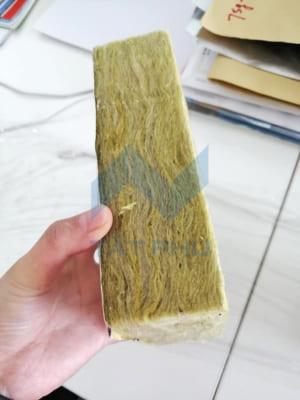 Bông khoáng Dragon Rockwool có thể chịu được nhiệt độ lên tới 750℃.