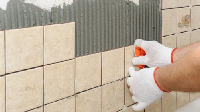 Tầm quan trọng của keo dán gạch trong thi công tấm xi măng Cemboard