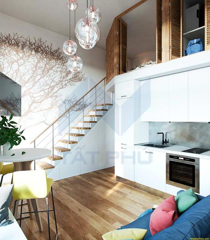 Có nên sử dụng tấm cemboard làm sàn gác lửng nhà phố hay không?