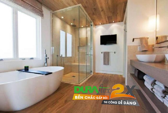 Những tiêu chi để đánh giá tấm sàn nhà tắm chất lượng và chống trơn trượt tốt.