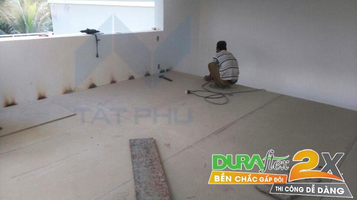 Tấm sàn nhẹ Duraflex 2X – Giải pháp tối ưu cho mọi công trình