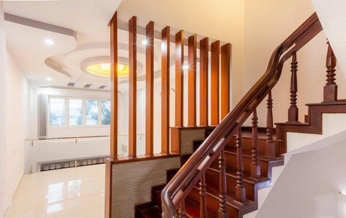 Lý do các mẫu cầu thang gỗ đẹp lại được yêu thích nhiều đến vậy.