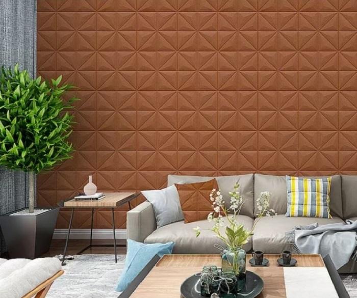 Những mẫu xốp dán tường đẹp nhất năm 2021